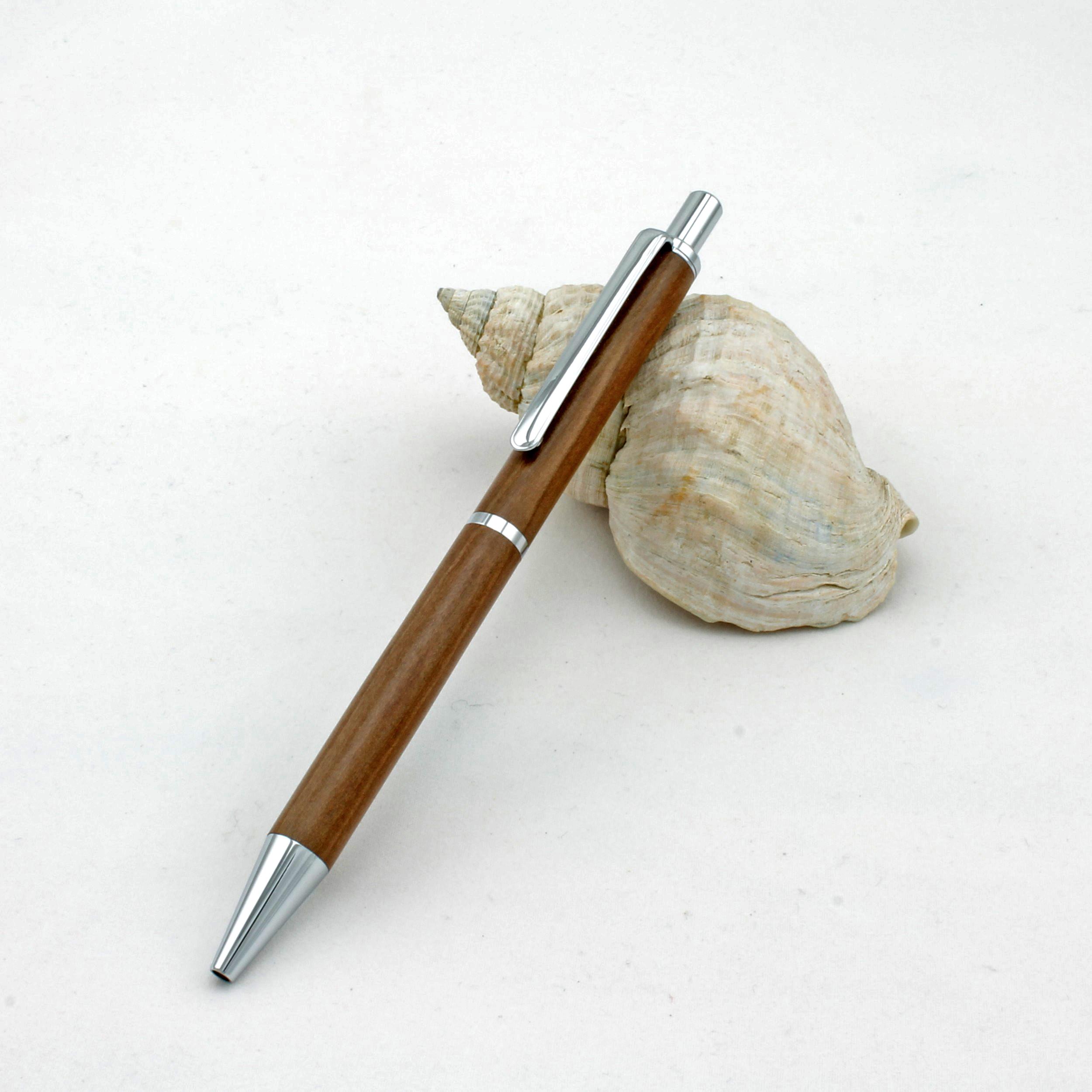 Klick-Kugelschreiber Typ A Apfelbaum
